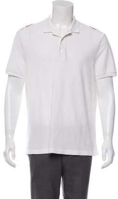 Gucci Military Polo Shirt