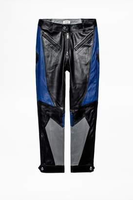 Zadig & Voltaire Piker Biker Pants