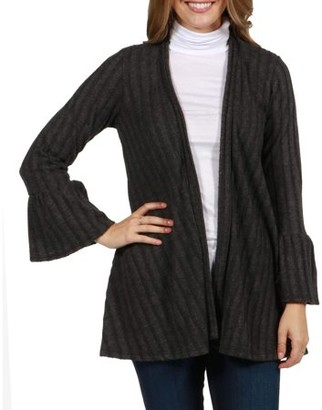 24/7 Comfort Apparel Women's Highlands Luxury Shrug
