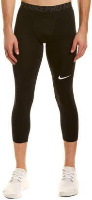 Nike Pro 3Qt Tight