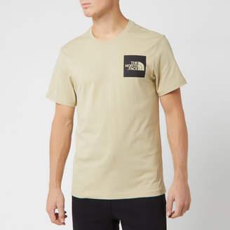 Men's Short Sleeve Fine T-Shirt