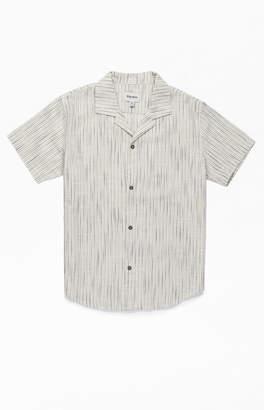 rhythm Vacation Striped Button Up Shirt