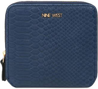 Nine West Small Zip-Around Indexer Wallet