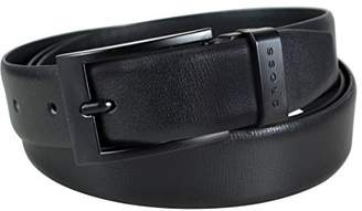 Cross Men's Genuine Leather Cut-to-Fit Style Belt