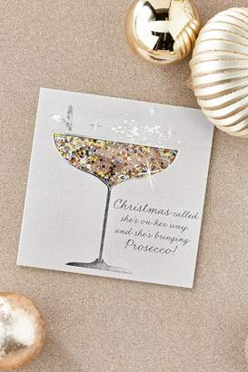 Next 6 Pack Prosecco Shaker Cards