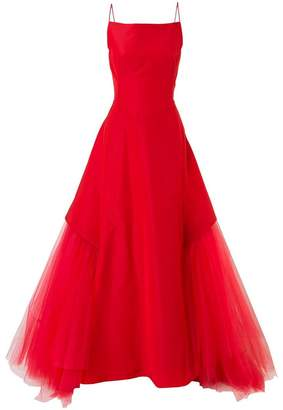 Zac Posen flared dress
