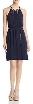 T Tahari Women's Flara Knit Dress