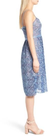 Women's Devlin Eloise Embroidered Lace Slipdress 4