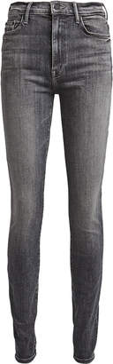 Mother The Swooner High-Rise Skinny Jeans