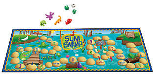 Learning Resources Sum Swamp Addition & Subtraction Game by Learn