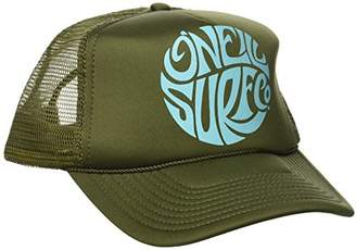 O'Neill Junior's Beach Day Screen Print Trucker Hat