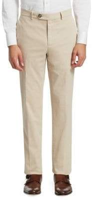 Brunello Cucinelli Slim-Fit Chino Pants