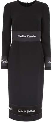 Dolce & Gabbana Fashion Devotion Dress