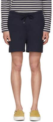 A.P.C. Navy Havana Shorts