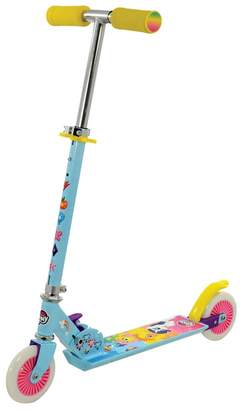 My Little Pony Folding In Line Scooter