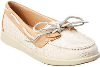 Sperry Women's Oasis Loft Suede Boat Shoe
