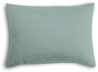 Loom Decor Boudoir Pillow Sunbrella® Canvas - Spa