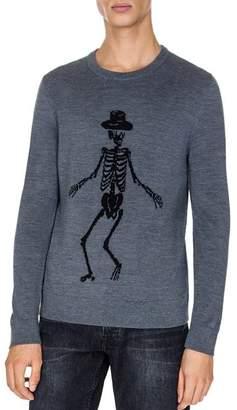 The Kooples Skullettone Sweater