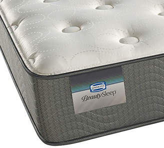 SIMMONS BEAUTYREST BeautySleep Alive Cushion Firm Tight-Top Memory Foam Mattress