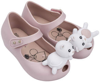 Mini Melissa Mini Ultragirl Mini Cat Flat