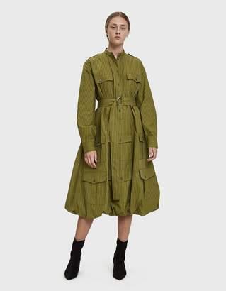 J.W.Anderson Multi Pocket Shirt Dress