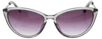 Garrett Leight Cat-Eye Gradient Sunglasses