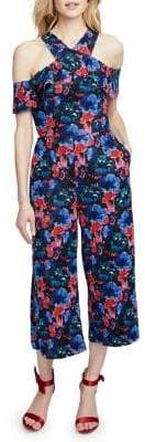 Rachel Roy Jolie Floral Lace Jumpsuit