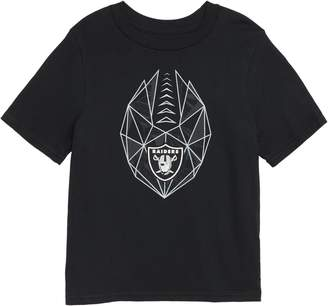 Nike NFL Logo Oakland Raiders Graphic T-Shirt