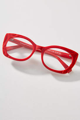 Anthropologie Sarrini Cat-Eye Reading Glasses