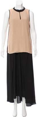 Schumacher Dorothee Silk Maxi Dress