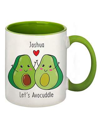 Fashion World Personalised Let's Avo-Cuddle Mug