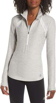 New Balance Anticipate Half Zip Pullover