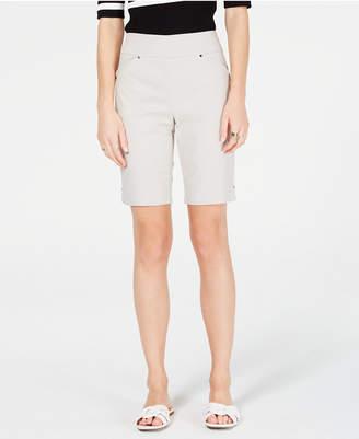 INC International Concepts Inc Petite Bermuda Shorts