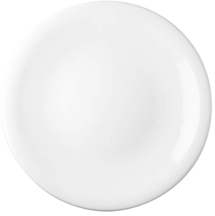 Update, Essteller Ø 26.5 cm, Weiß