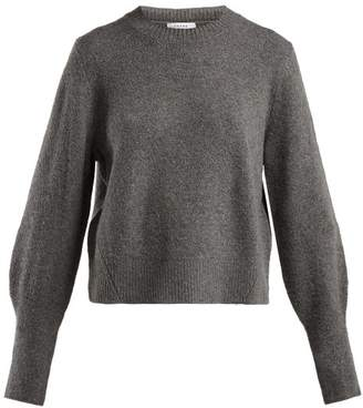 Frame - Chunky Knit Sweater - Womens - Grey