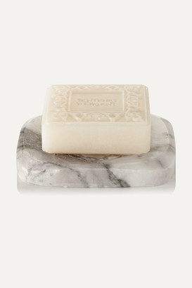 Senteurs d'Orient - Orange Blossom Ma'amoul Soap With Marble Dish, 305g - Colorless