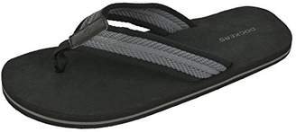 Dockers Flip Flop Sandal ; Classic Comfort Arch Support Footbed with Two-Tone Upper