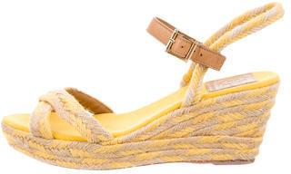Tory BurchTory Burch Espadrille Wedge Sandals