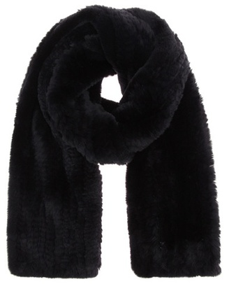 Meteo by Yves Salomon Fur scarf