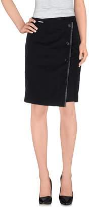 Henry Cotton's Knee length skirts - Item 35288061VK