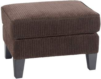 Office Star Products Avenue Six Sierra Corduroy Ottoman