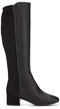 Gentle Souls by Kenneth Cole Women's ELLA-SETI KNEE-HIGH STRETCH BOOT WITH ZIPPERS Boot