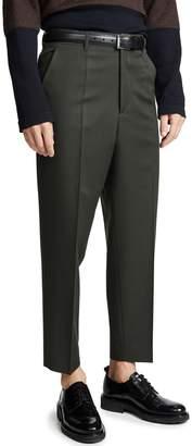 Marni Wool Gabardine Trousers