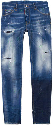 DSQUARED2 Jeans Cool Guy - Blue Wash