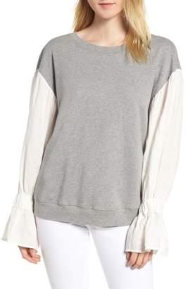 Stateside Cotton & Linen Pullover