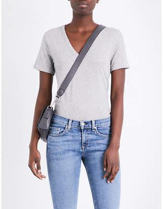 Rag & Bone V-neck cotton-jersey t-shirt