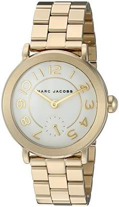 Marc Jacobs Women's Riley Gold-Tone Watch - MJ3470