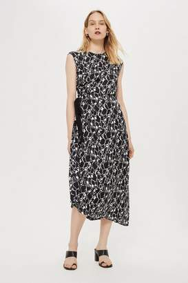 Topshop Cut Out Shard Dress by Boutique