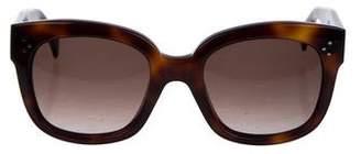 Celine Tinted Tortoiseshell Sunglasses