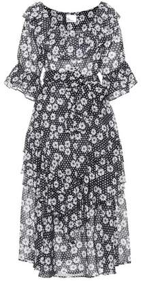 Lisa Marie Fernandez Laura floral-printed cotton dress